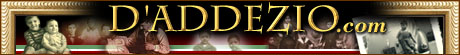 Historical and Genealogical Societies D'Addezio Small Banner